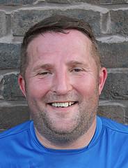 Steve 'Mitch' Mitchell U15s Coach