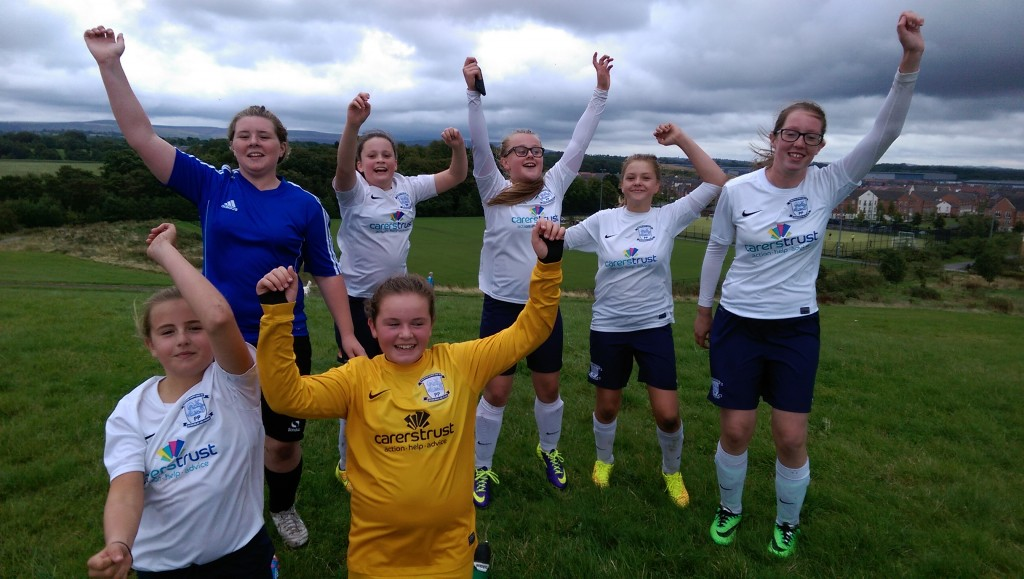 Euxton Tournament U13's Team