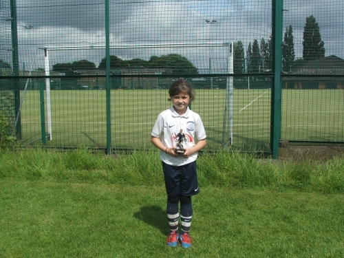 olivia wilding player of the tournament